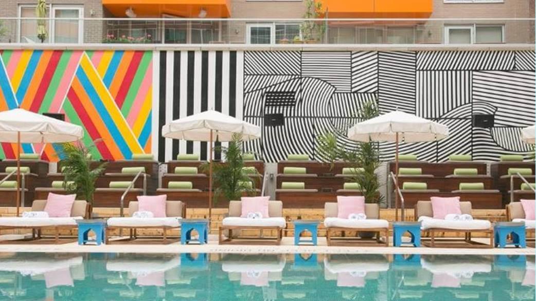 McCarren Hotel & Pool Brooklyn New York By Booking com