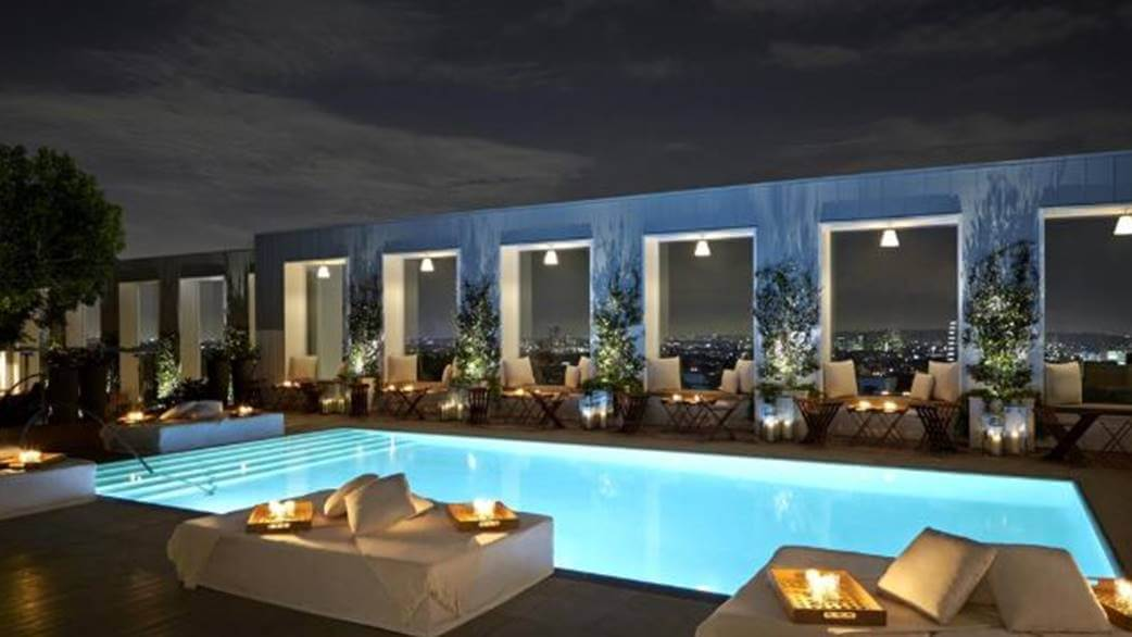 Mondrian Los Angeles in West Hollywood by Booking com