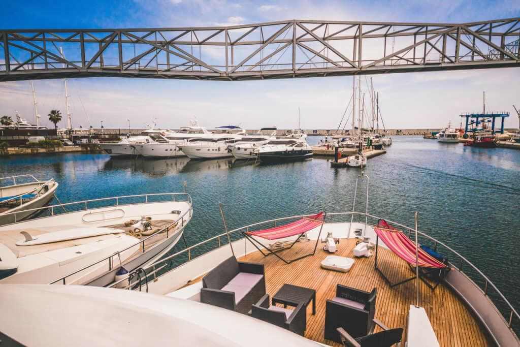 Motor Yacht Boatel, Barcelona - by booking.com