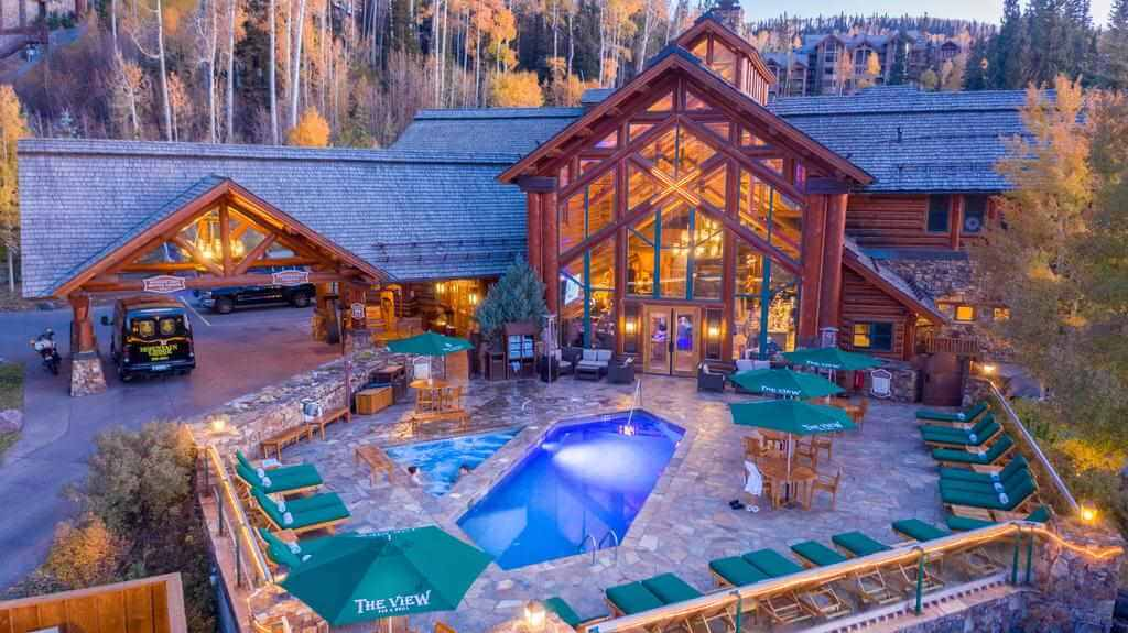 Mountain Lodge, Telluride, Colorado - by Booking.com