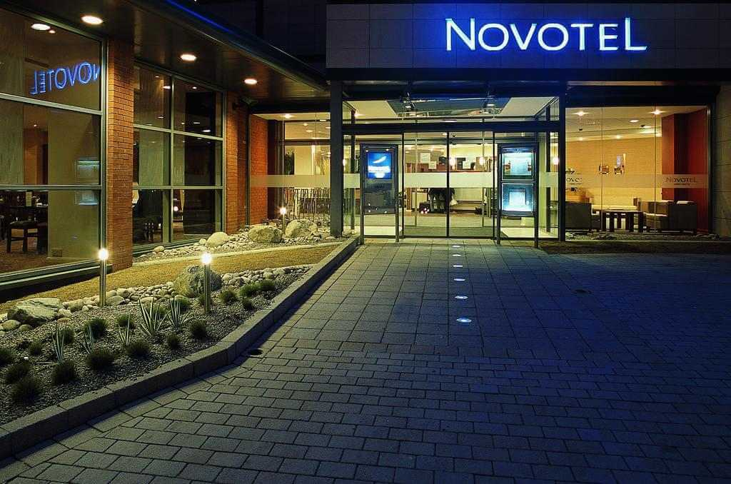 Novotel Leeds Center, Leeds - Booking.com