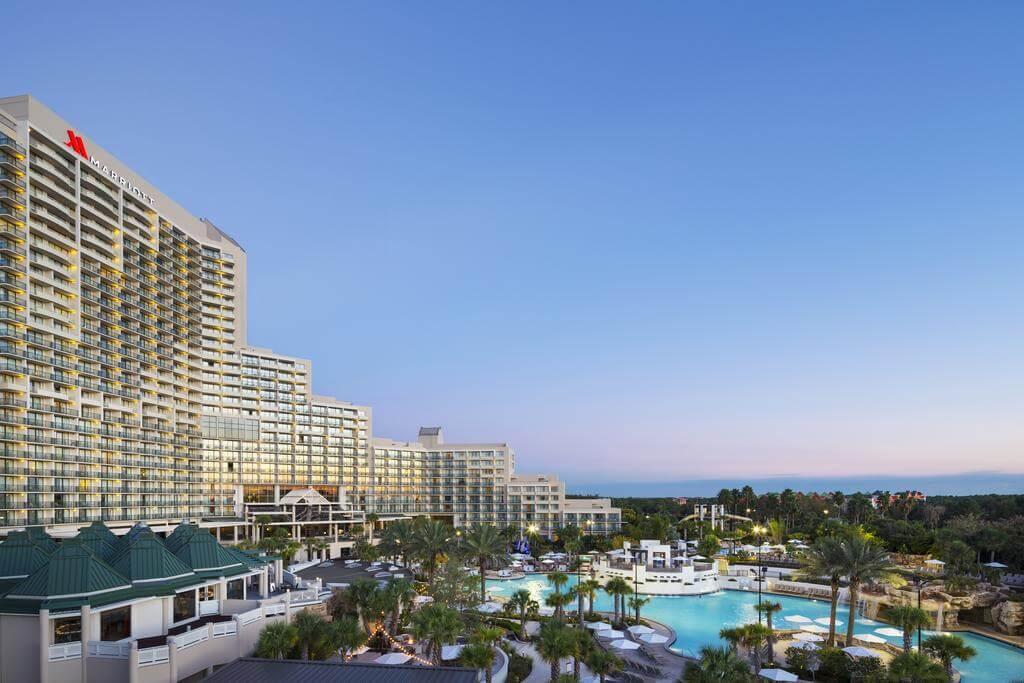 Orlando World Center Marriott, Orlando - by booking.com