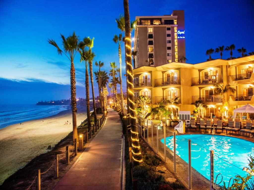 Pacific Terrace Hotel, San Diego – by Booking.com