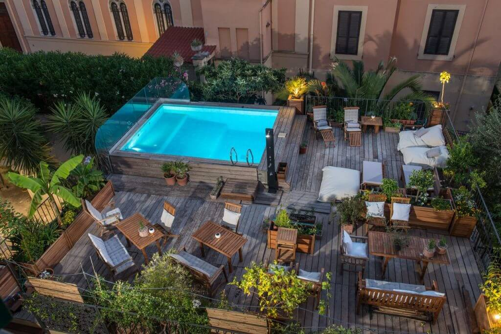 Palm Gallery Hotel, Rome – by Booking.com
