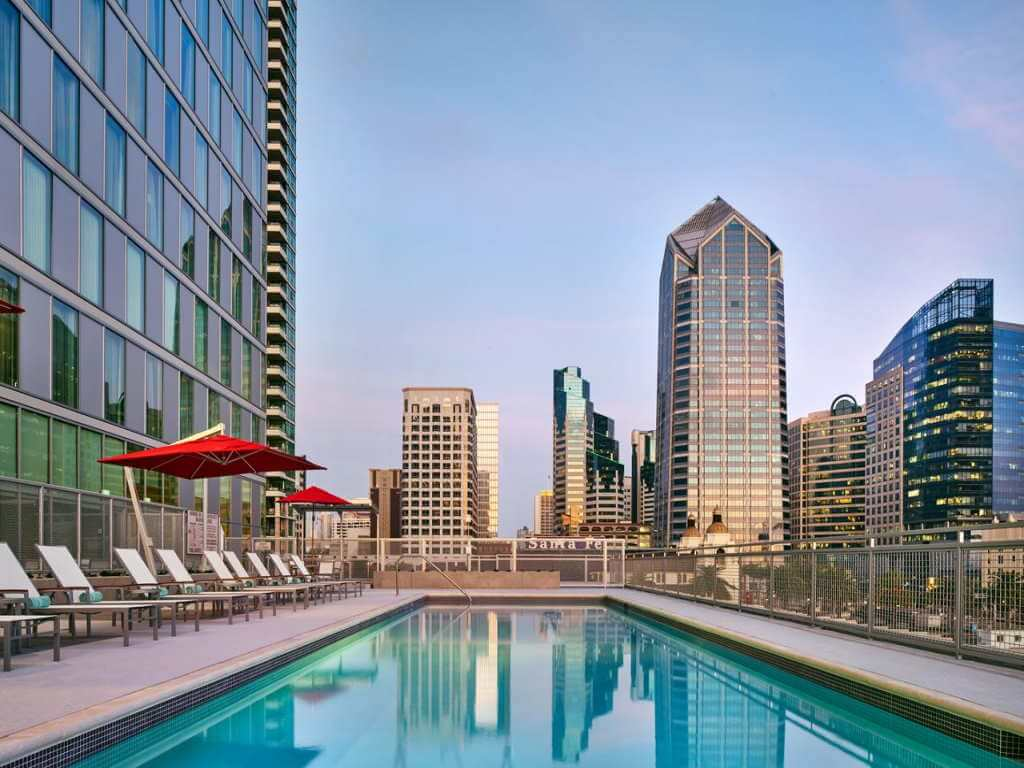 Residence Inn by Marriott San Diego Downtown/Bayfront – by Booking.com