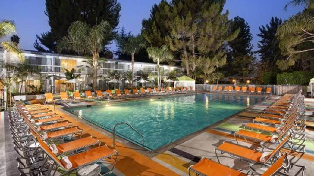 Sportsmen's Lodge Hotel Los Angeles By Booking com