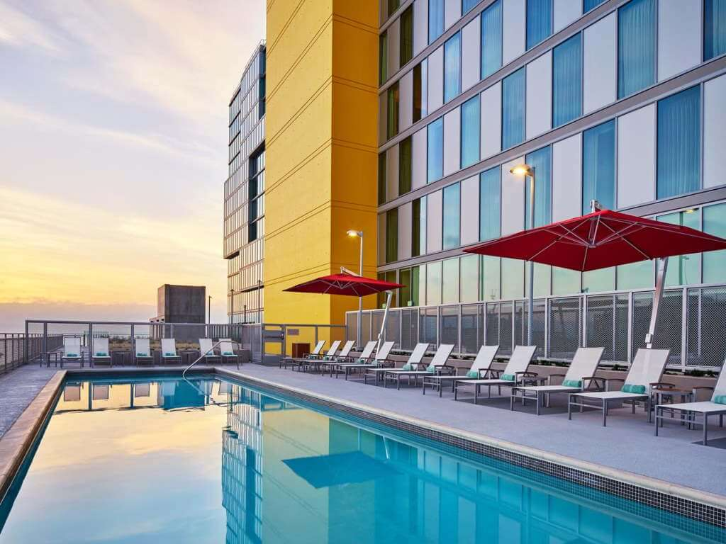 SpringHill Suites by Marriott San Diego Downtown/Bayfront – by Booking.com