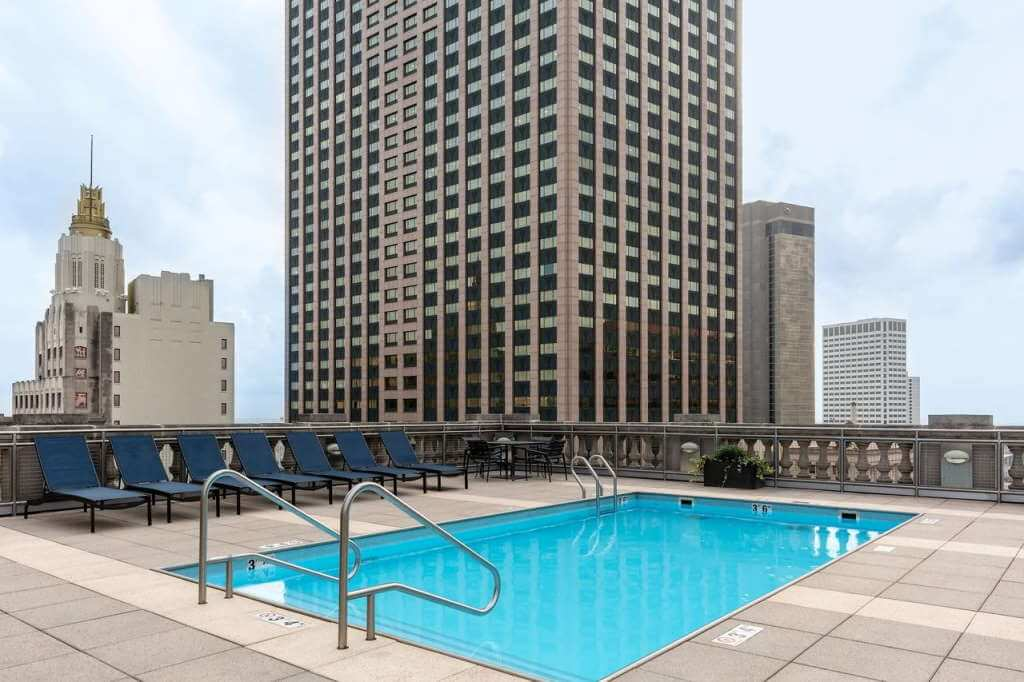 Stay Alfred at Hibernia Tower, New Orleans, Louisiana - by booking.com