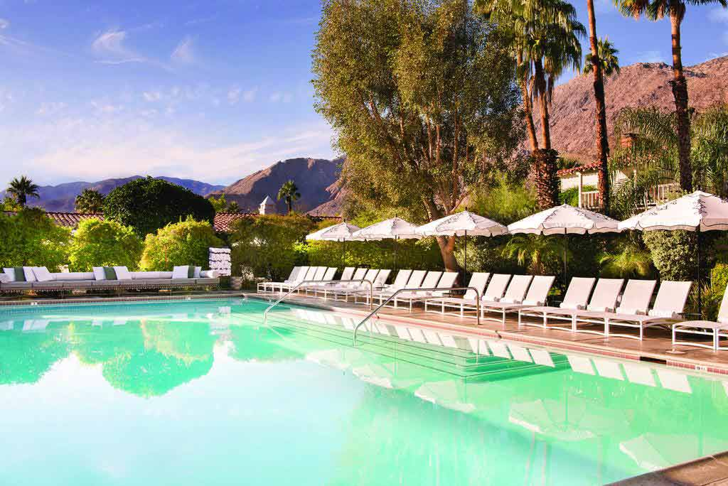 The Colony Palms Hotel, Palm Springs - by Booking.com