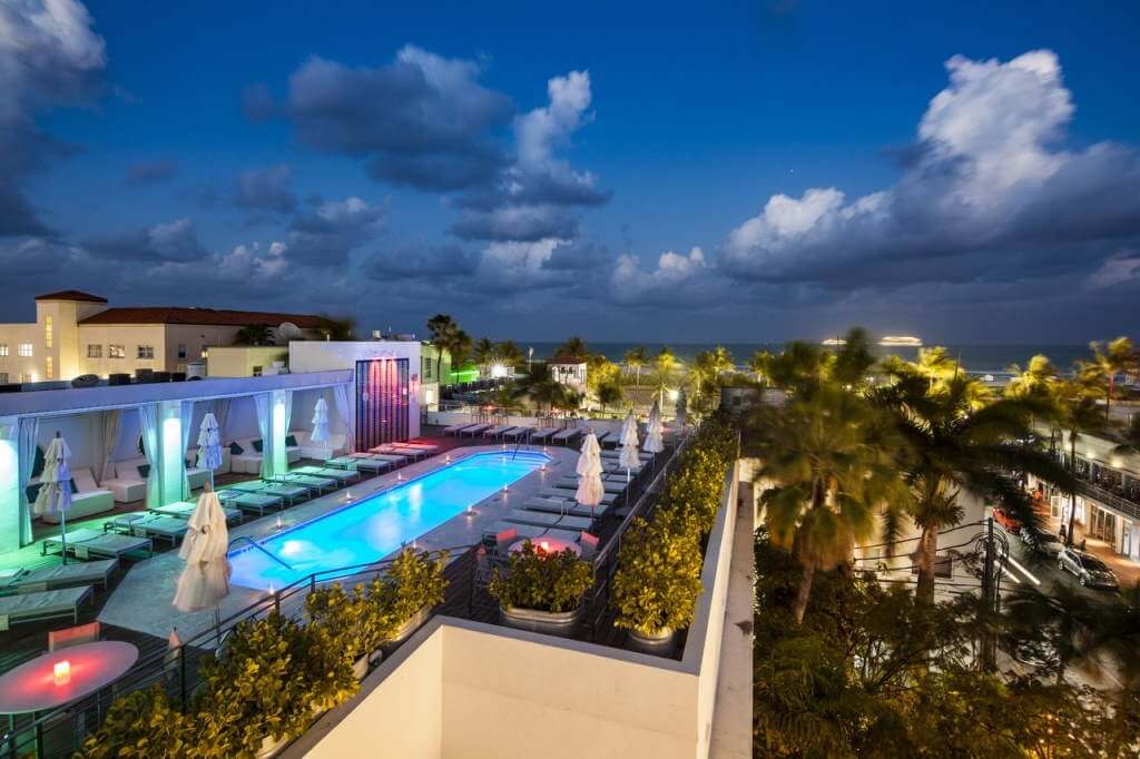 The Hotel of South Beach, Miami - by booking.com