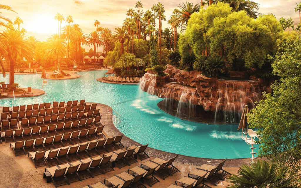 The Mirage Hotel, Las Vegas - by Booking.com