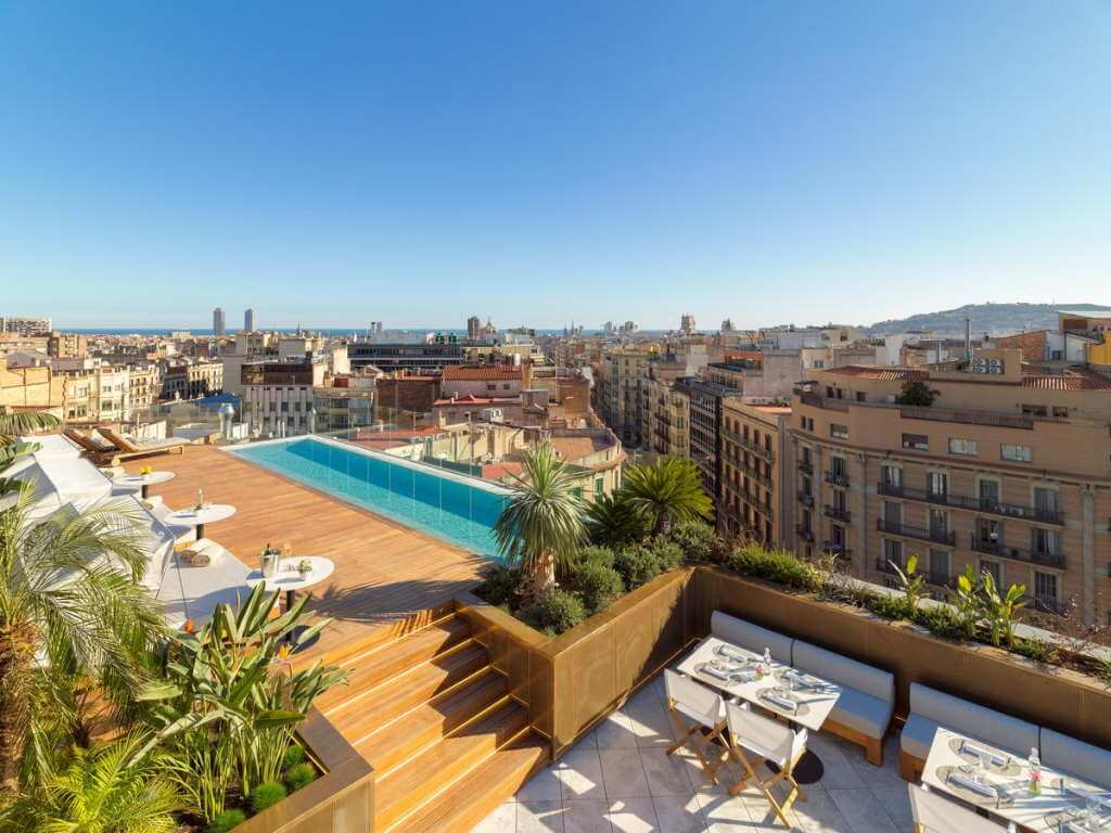 The One Barcelona GL – by Booking.com