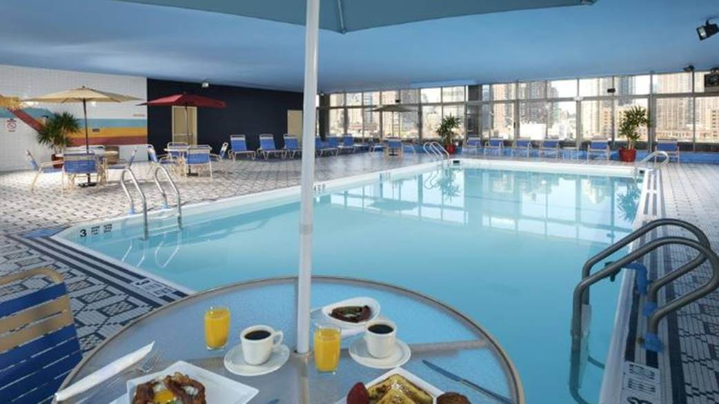 The Skyline Hotel New York By Booking Com