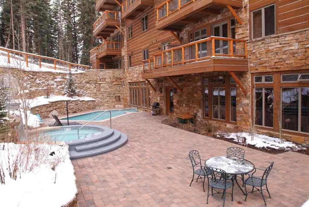 Lone Eagle Condominiums, Keystone, Colorado - by Booking.com