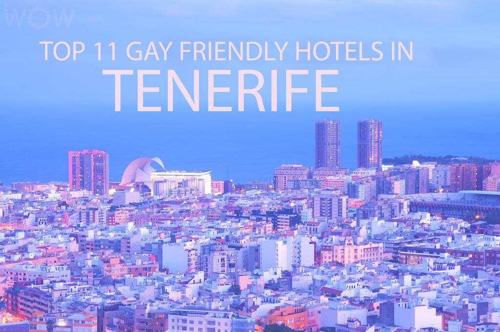 Top 11 Gay Friendly Hotels In Tenerife