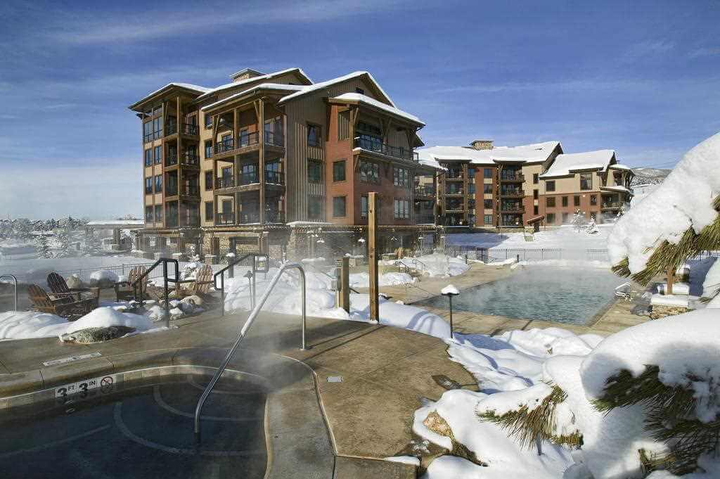 Trailhead Lodge, Steamboat Springs, Colorado - by Booking.com