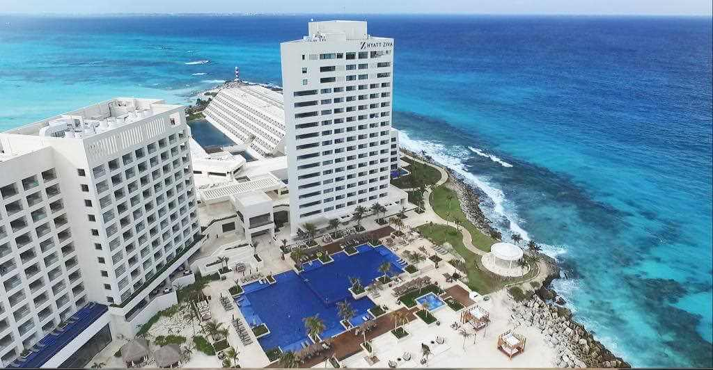 Turquoize at Hyatt Ziva Cancun, Cancun - by booking.com