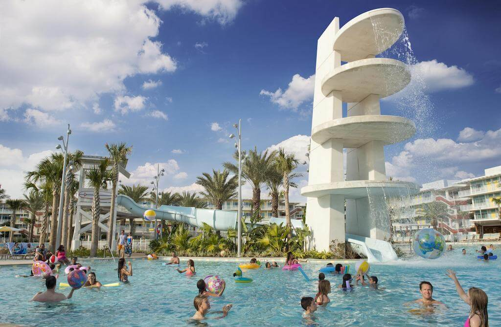 Universal's Cabana Bay Beach Resort, Orlando - by booking.com