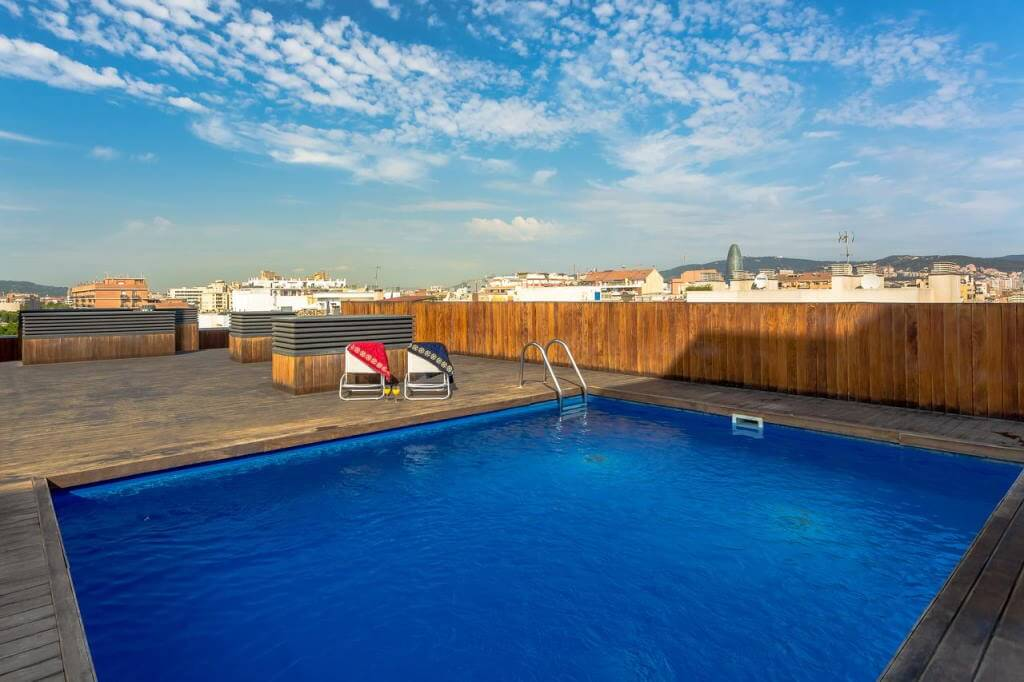Urban District Apartments - Rambla Suites & Pool, Barcelona - by booking.com