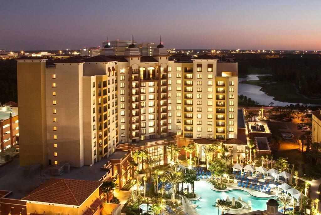 Wyndham Grand Orlando Resort Bonnet Creek, Orlando - by booking.com