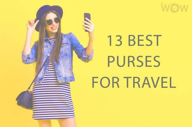 13 Best Purses For Travel
