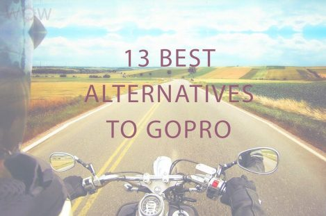 13 Best Alternatives To GoPro
