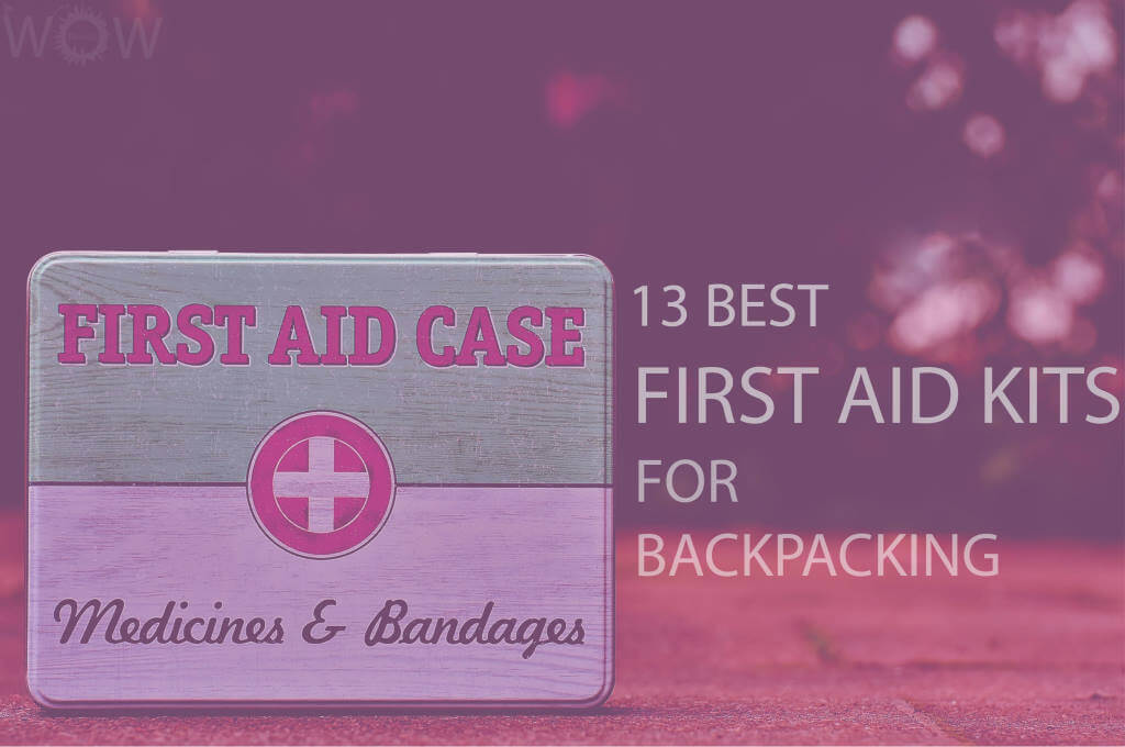 13 Best First Aid Kits for Backpacking