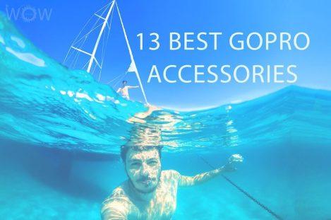 13 Best GoPro Accessories