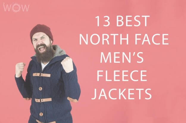 13 Best North Face Men's Fleece Jackets
