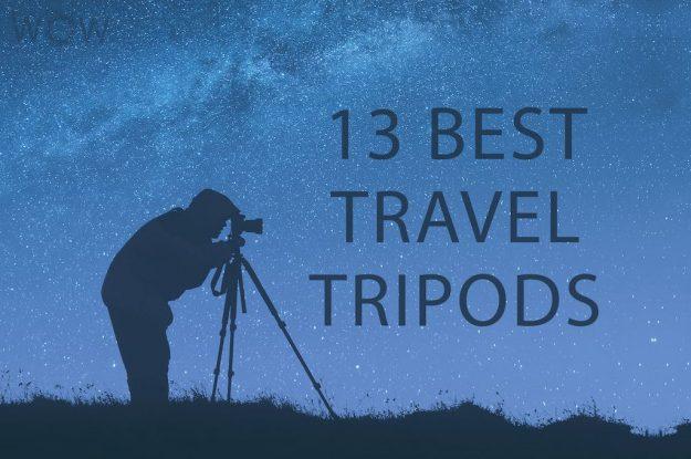 13 Best Travel Tripods