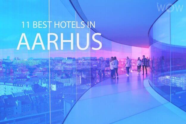 11 Best Hotels in Aarhus