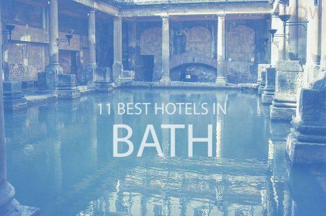 11 Best Hotels in Bath
