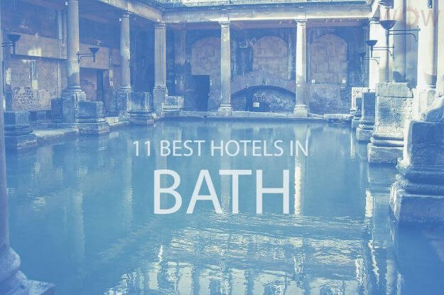 11 Best Hotels in Bath