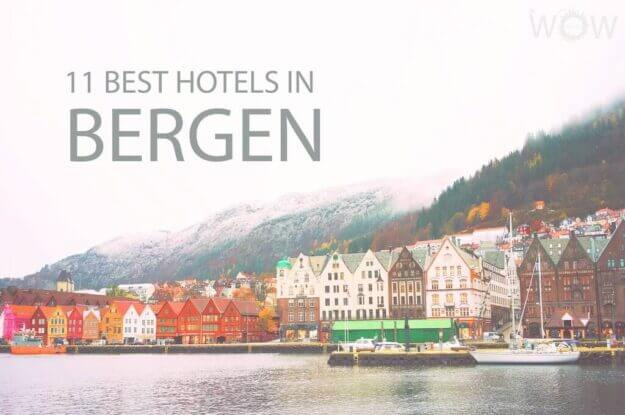 11 Best Hotels in Bergen