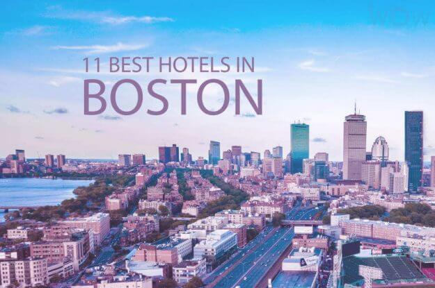 11 Best Hotels in Boston