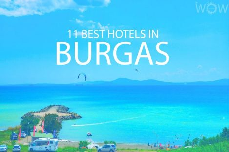 11 Best Hotels in Burgas