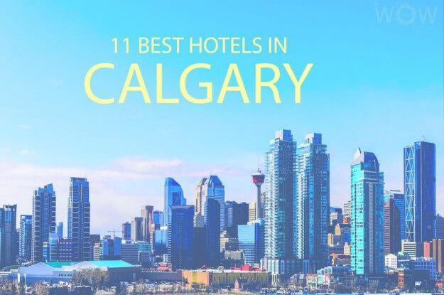 11 Best Hotels in Calgary