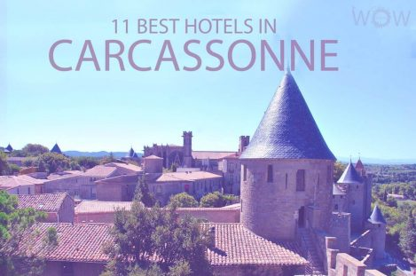 11 Best Hotels in Carcassonne