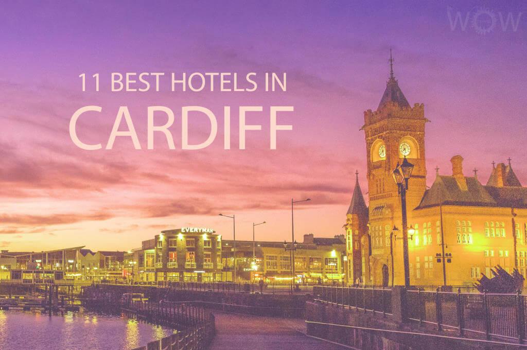 11 Mejores Hoteles en Cardiff