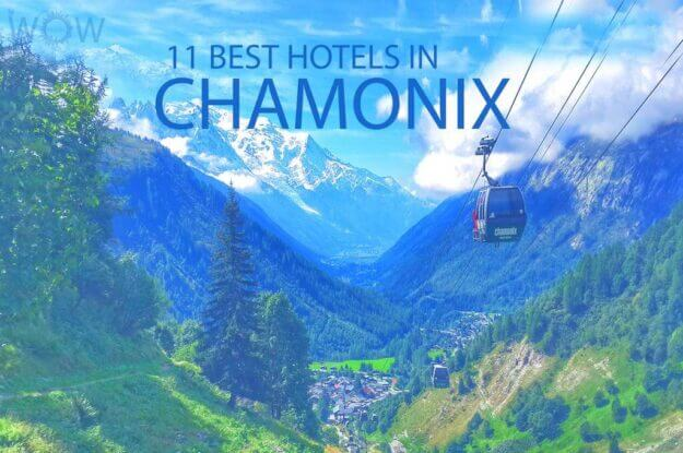 11 Best Hotels in Chamonix