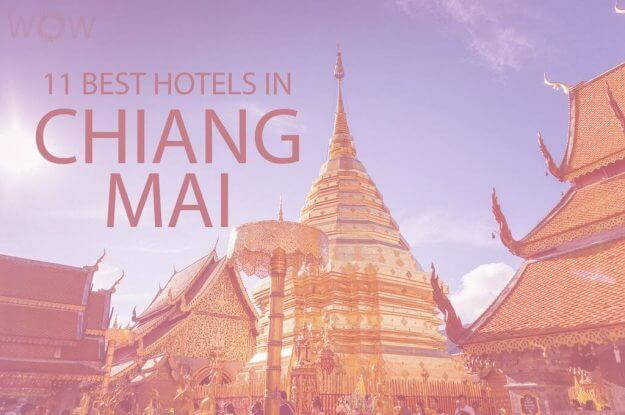 11 Best Hotels in Chiang Mai