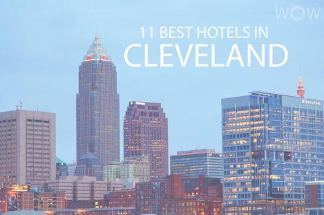 11 Best Hotels in Cleveland