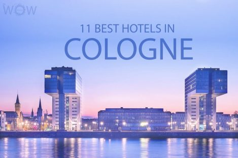 11 Best Hotels in Cologne