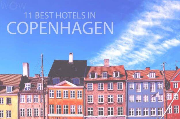 11 Best Hotels in Copenhagen