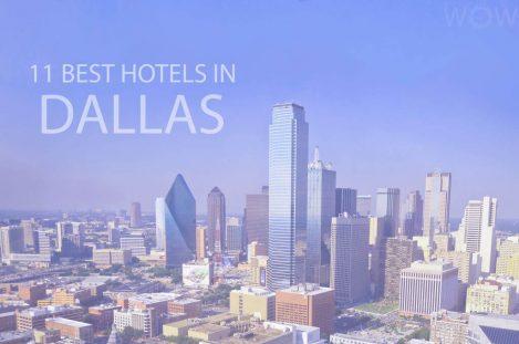11 Best Hotels in Dallas