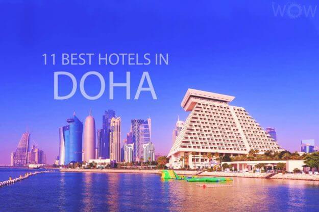11 Best Hotels in Doha