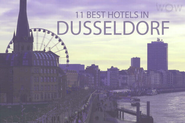 11 Best Hotels in Dusseldorf