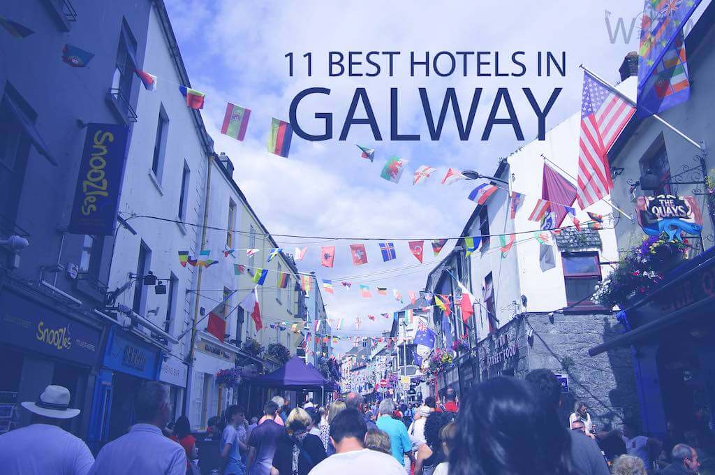 11 Best Hotels in Galway