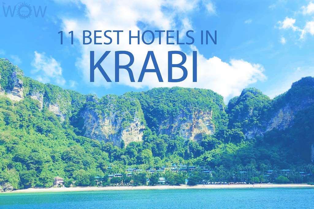 11 Best Hotels in Krabi