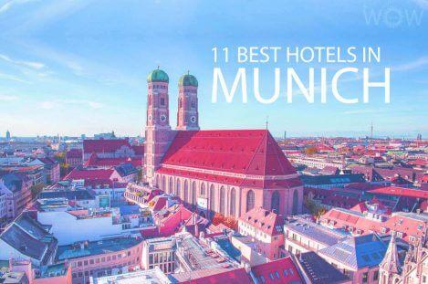 11 Best Hotels in Munich